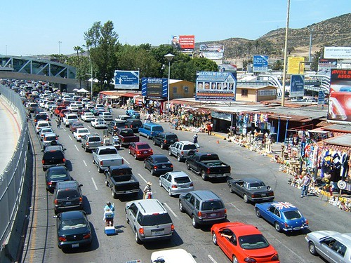 Tijuana Border Crossing