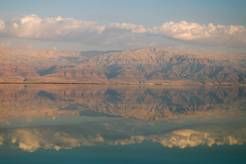 Dead Sea Reflection