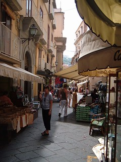 SORRENTO: The streets