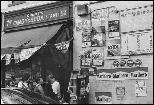 Chung's Candy & Soda Stand by gnawledge wurker