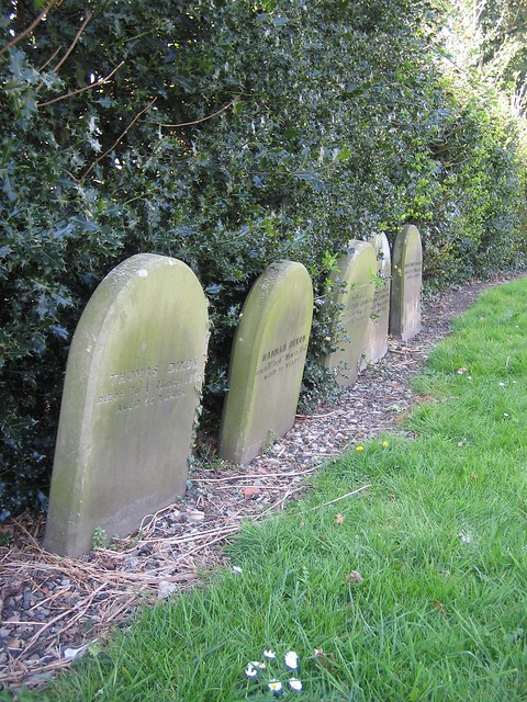 Quaker Cemetery Guisborough