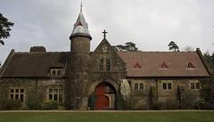 Knightshayes Court gatehouse