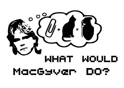 The MacGyver Approach to Marketing Strategies for Higher
