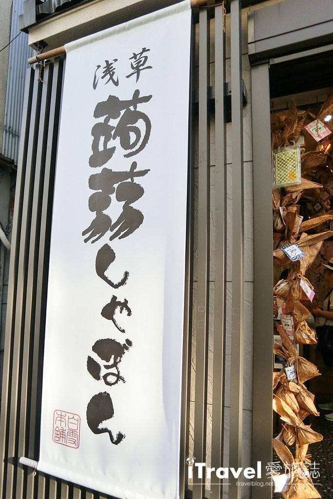 东京浅草购物 仲见世商店街 26