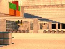 Ocean Park Mtr Station Minecraft Project