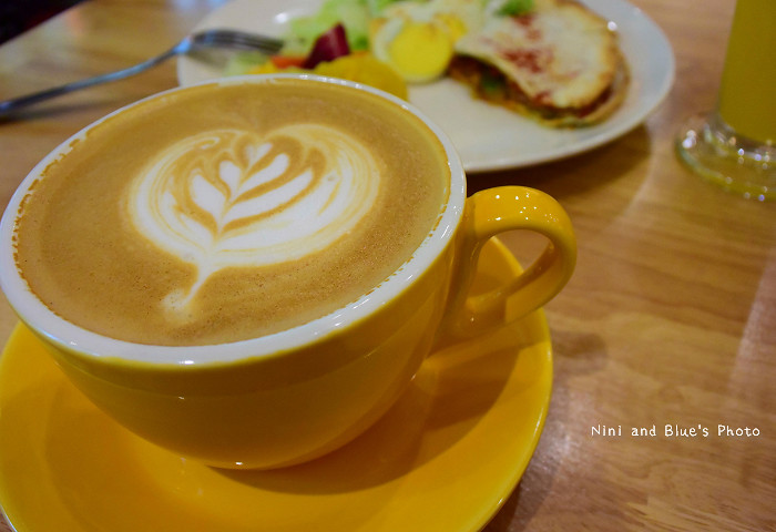 綠光咖啡台中早午餐17