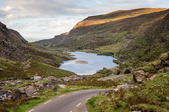Augher Lake and the Gap of #Dunloe