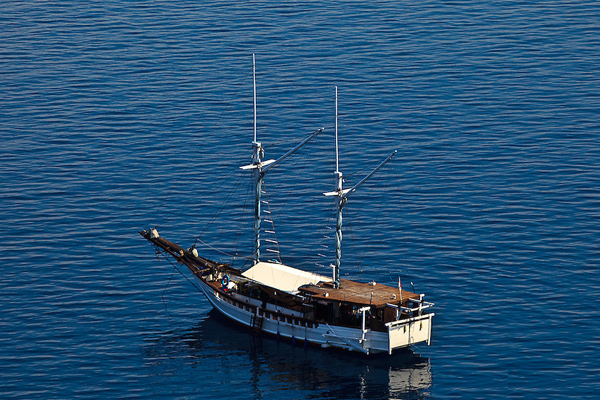Al Isra Pirate Boat - gambar 1