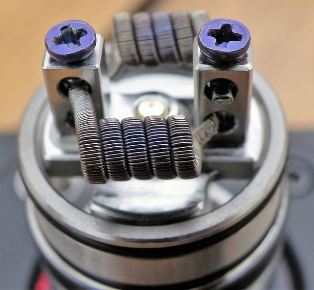 Dual Coil Build - RDA | RTA | RBA Vaping