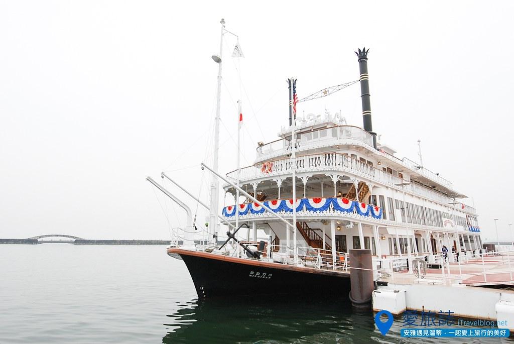 京都琵琶湖 密西根游览船 00