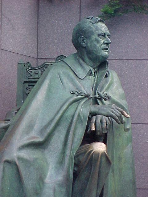 Fdr Memorial Fdr Memorial Statue The Original Statue