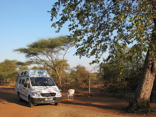 Camping Shingwedzi