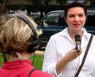 Charlotte Interviews Elizabeth Ruth
