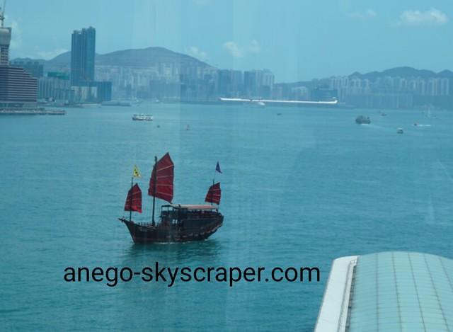 香港 観覧車