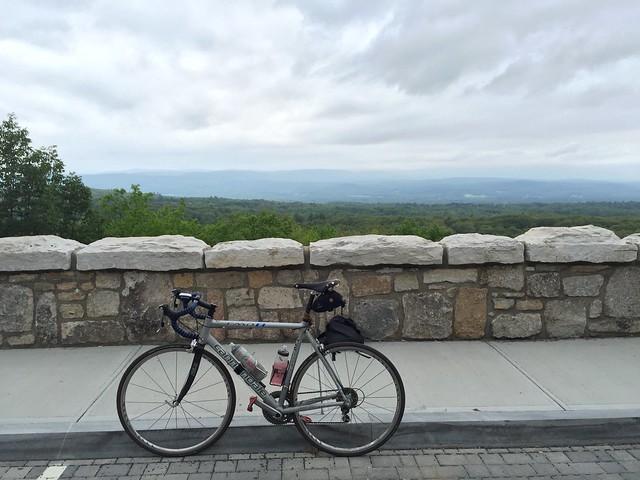Climbing Minnewaska