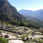Viajefilos en Grecia, Delfos 006