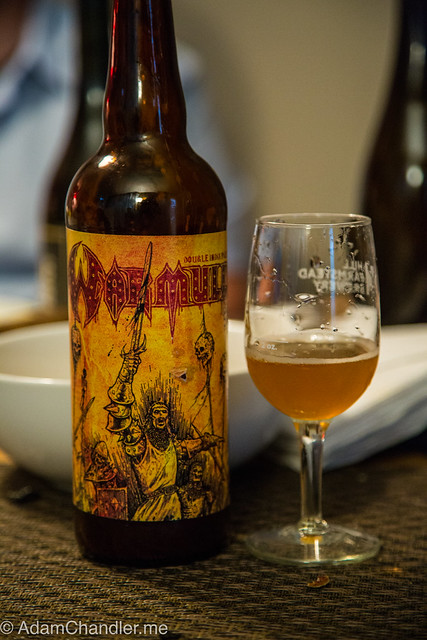 Three Floyds War Mullet