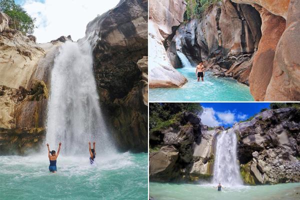 Mangku sakti waterfall 2