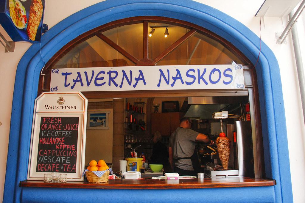 Taverna Naskos - Kos' bedste Taverna