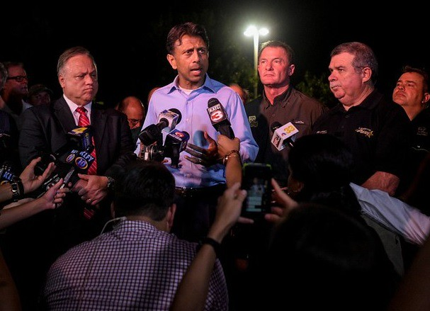 Identifican a autor de tiroteo en cine de Louisiana