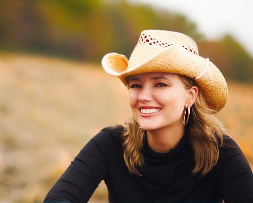 Sarah Frey-Talley smiling
