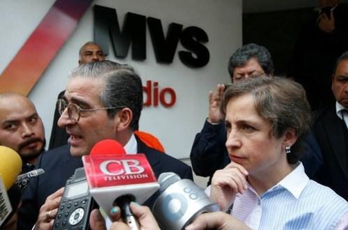 """Fin de la """"batalla judicial"""" por la libertad de expresión: Aristegui"""