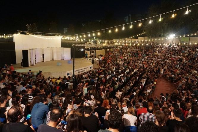 kadıköy tiyatro festivali 2015 - cambazın cenazesi