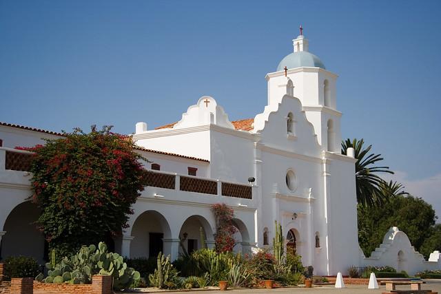 Mission San Luis Rey de Francia Oceanside CA  Flickr