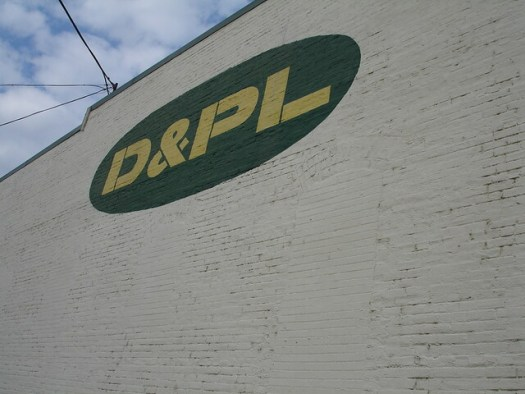 D&PL Sign, Scott MS