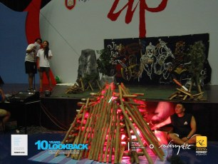 07062003 - FOC.Trial.Camp.0304.Dae.3 - CampFire.Nite.At.Convention.Centre - Pic 2