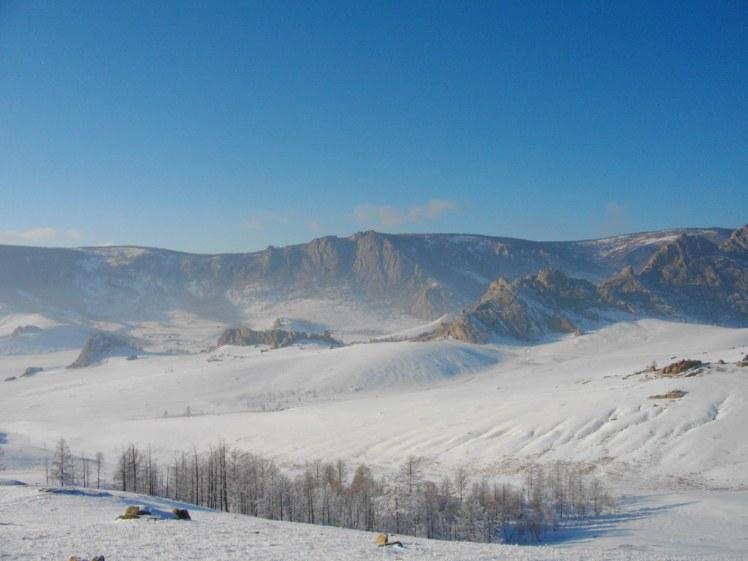 Gorkhi-Terelj National Park - Mongolia
