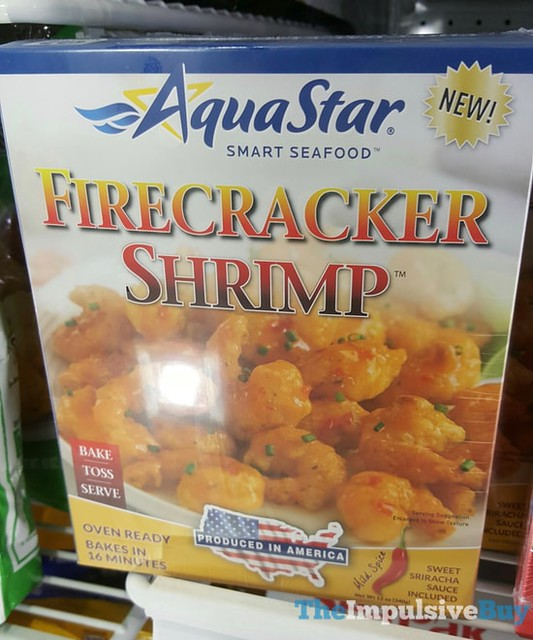 Aqua Star Firecracker Shrimp
