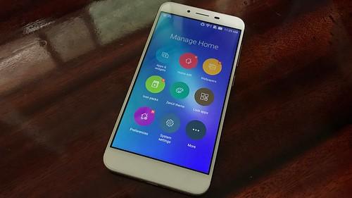 ZenUI 3.0 ของ ASUS Zenfone 3 Max ZC553KL มีไอคอนที่ฉูดฉาดทีเดียว