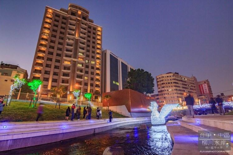 台中柳川水岸26