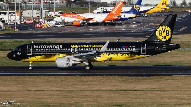 D-AIZR A320 EWG