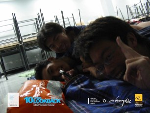 05062003 - FOC.Trial.Camp.0304.Dae.1 - In.Persians'.&.Mongols'.Guys.Room.#03-20.. Chillin Out Wif The Chips