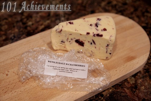 April Cheese of the Month - English Cheese