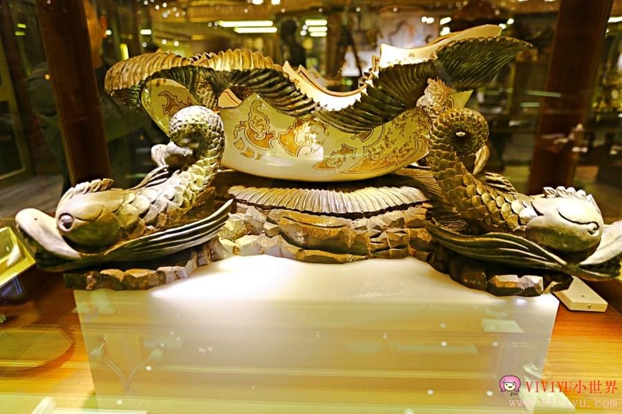 [台中·旅遊]新天地西洋古董博物館~台中免費新景點(2/28前).在博物館內用餐、百年收藏品一窺西洋燦爛文化 @VIVIYU小世界