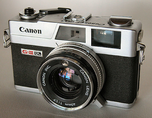 Canon Canonet Q117 by gnawledge wurker