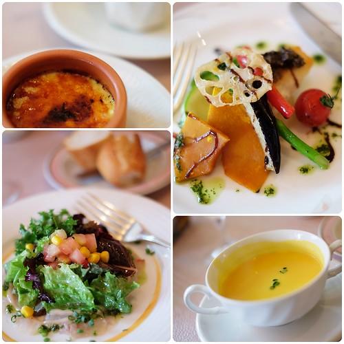 シェモア ふじみ野 20150528-lunch
