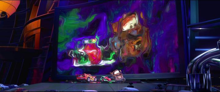 Pixar-perjantai: Autot 2 - Disnerd dreams