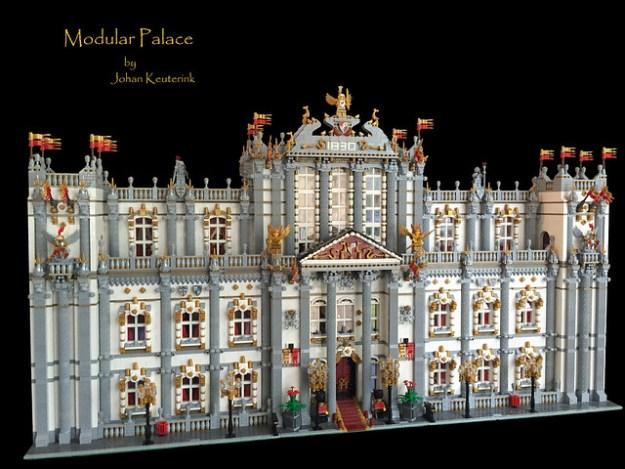 模块化的宫殿