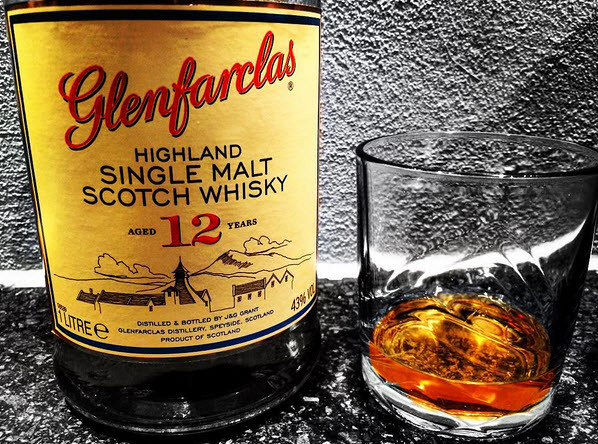 whiskey trail schotland glenfarclas