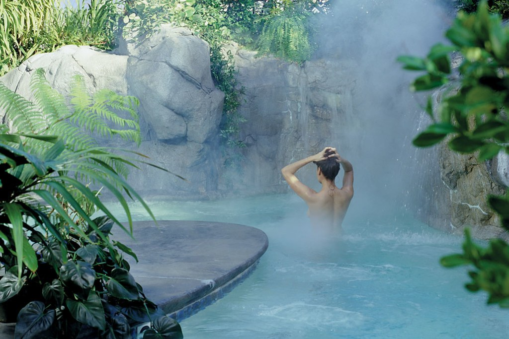 Sycamore Mineral Springs Resort