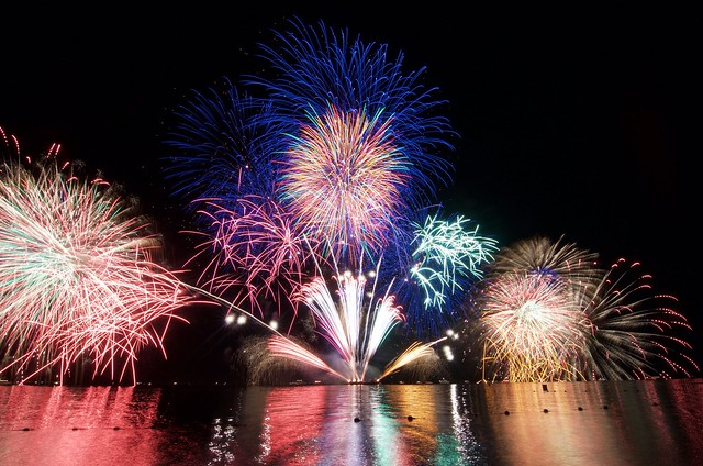 The 15th Otsu-Shiga Fireworks