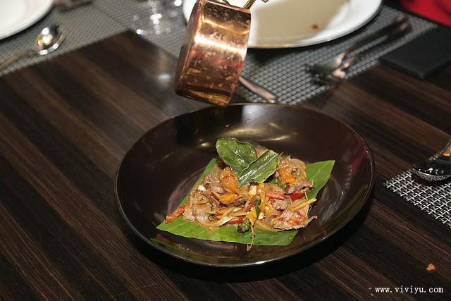 [泰國.美食]Osha -bangkok時尚創新.泰式分子料理餐廳~充滿驚喜 @VIVIYU小世界
