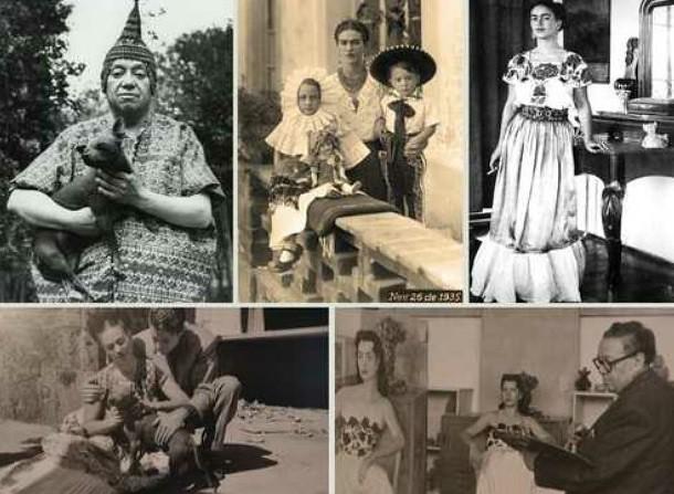 """Recorrido por """"la intimidad"""" de Kahlo"""