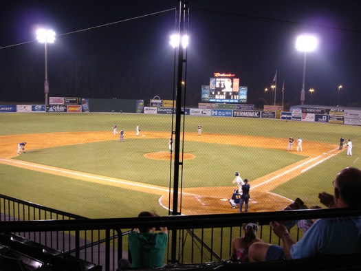 Mobile Bay Bears vs. Montgomery Biscuits Baseball in Mobile