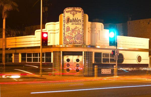 Bubbles Art Newport Beach Ca