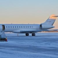ACM Air Charter D-AGJP, OSL ENGM Gardermoen